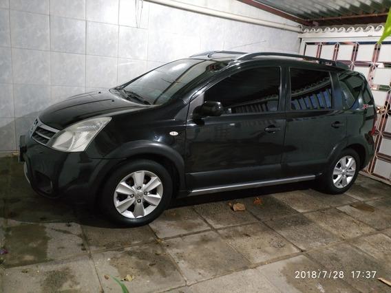 Nissan Livina X-gear 1.6 Sl Flex 5p 2011
