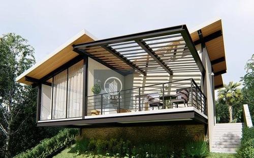 Casa A Venda No Bairro Vargem Grande Em Teresópolis - Rj.  - Ca 0744-1