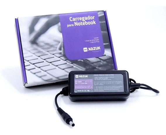 Fonte Carregador Notebook - Samsung 19v 3.16a 5.5x3.0 Kazuk
