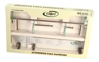 Kit De Acessórios 5 Peças Vidromix/capri Tp-2 Luxo