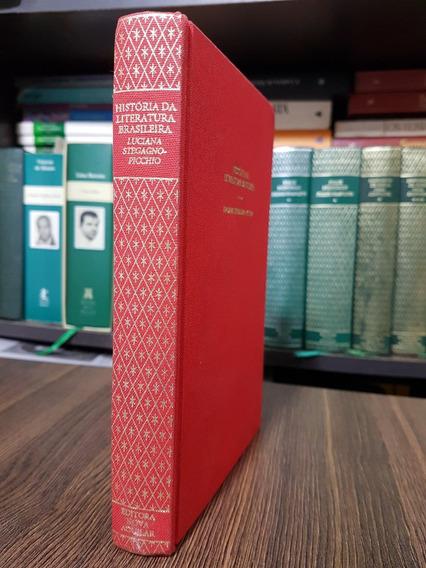 História Da Literatura Brasileira - Nova Aguilar
