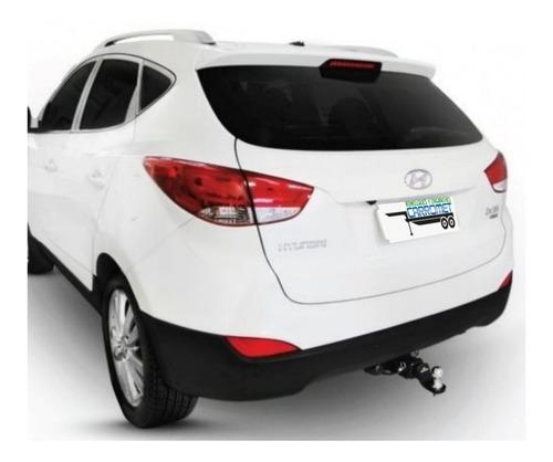 Matriz Enganche Americano Hyundai New Tucson 2010 - 2015