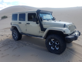 Jeep Wrangler 3.8 Sahara 4x4 At