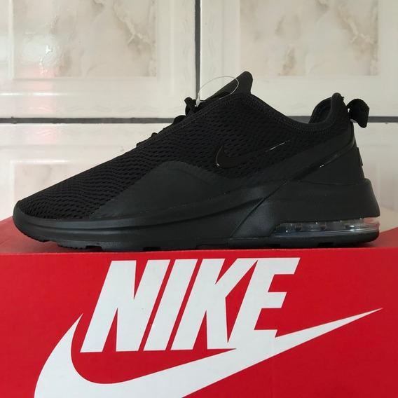 Tênis Nike Air Max Motion 2 Masculino Preto Original