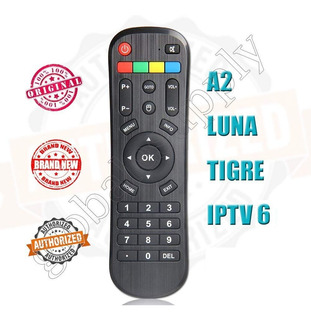 Control Remoto Original A2 /tigre/luna/iptv6 Tv Box