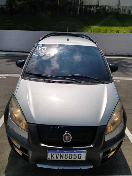 Fiat Idea Adventure - 1.8 16v - Automático - Gnv - 2012