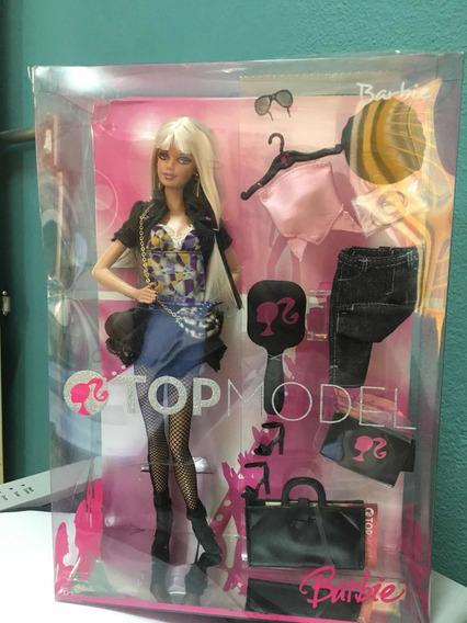 Barbie Collector Top Model 2007 Mattel Model Muse Acessórios