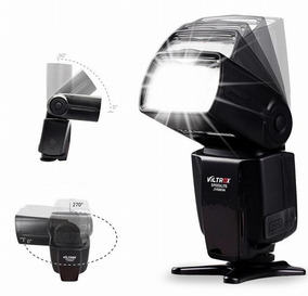 Flash Viltrox Jy 680a Canon Nikon