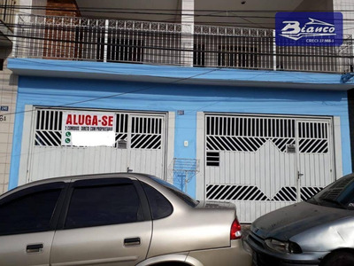 Casa Residencial À Venda, Vila São João Batista, Guarulhos. - Ca0703