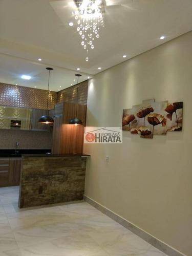 Casa Com 2 Dormitórios À Venda, 132 M² Por R$ 580.000 - Bonfim - Campinas/sp - Ca1560