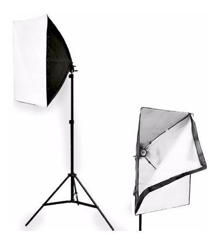 Iluminação - Luz Contínua Softbox Haze 50x70cm - 2 Pçs