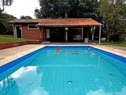 Chácara À Venda, 10000 M² Por R$ 630.000,00 - Jardim Nova Suíça - Piracicaba/sp - Ch0106