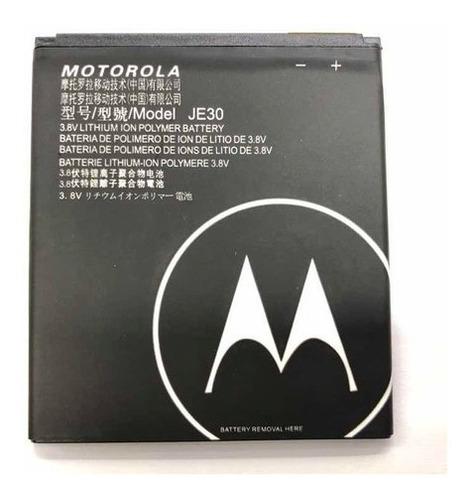 Imagen 1 de 3 de Batería Original Pila Para Motorola Moto E5 Play