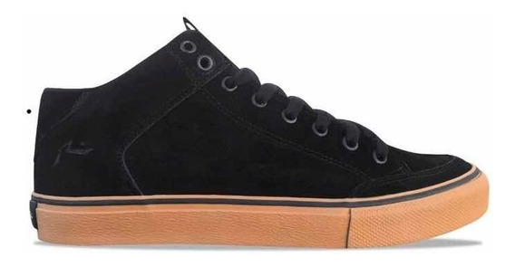 Zapatillas Botitas Rusty Andreuss Black/gum