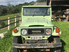 Toyota Bandeirante Caminhãozinho 68