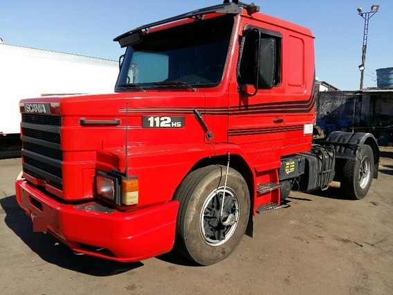 Scania T 112 Hs Intercooler 1989 Toco