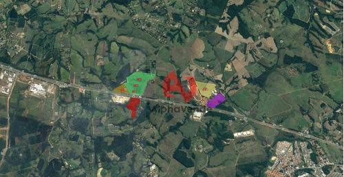 Área Comercial À Venda,rodovia Castelo Branco,km,84,5 -cajuru, Sorocaba. - Ar0058