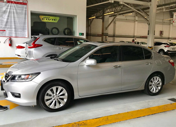 Honda Accord 2.4 Exl Sedán L4 Navi At 2015