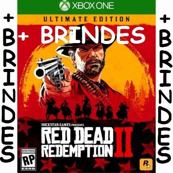 Red Dead Redemption 2 Ultimate Edition Midia Digital Xboxone