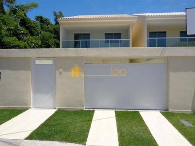 Casa Residencial Para Venda E Locação, Itaipu, Niterói. - Ca0911