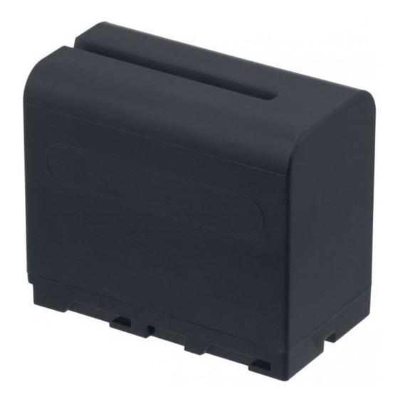 Bateria Np F970 P/ Iluminadores De Led Yn600/300/900/1200 Nf