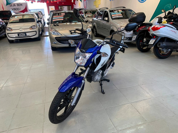 Honda Cg 160 Fan 2018 Motor Flex Branca, Unico Dono , Manual