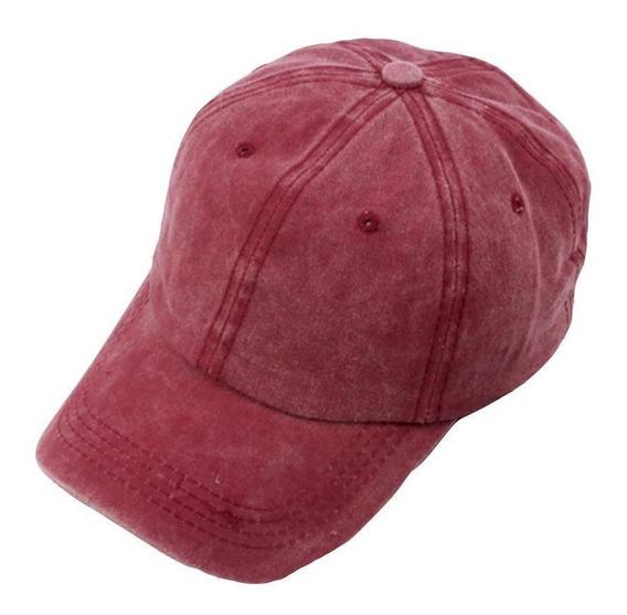 Nuevo Unisex Moda Sólido Simple Gorra De Béisbol Sombrero De