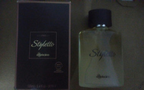 Colônia Desodorante Styletto - Oboticário