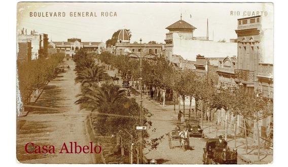 Boulevar General Roca - Rio Cuarto