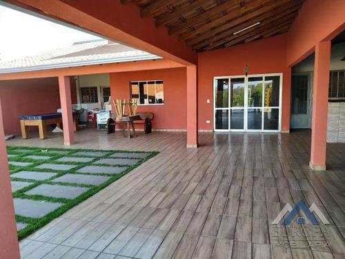 Chácara Com 3 Dormitórios À Venda, 1066 M² Por R$ 510.000,00 - Rural - Sertanópolis/pr - Ch0084