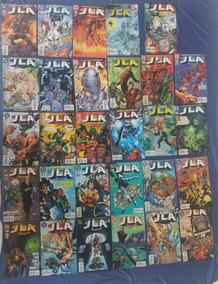 Justice League Of Jla 29 Gibis Americano ( Em Inglês,importa