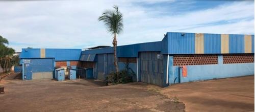 Barracão Para Alugar, 3800 M² Por R$ 27.000,00/mês - Vila Toninho - São José Do Rio Preto/sp - Ba0070
