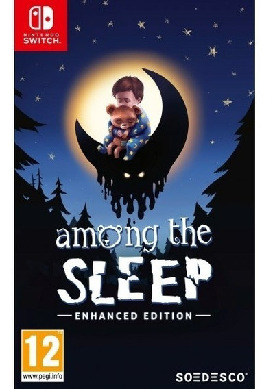 Among The Sleep Enhanced Edition Switch Midia Fisica