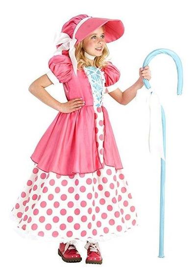Disfraz De Bo Beep Toy Story Niñas Halloween Fiesta Paradise
