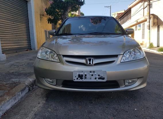 Honda Civic 1.7 Lx 4p 2005