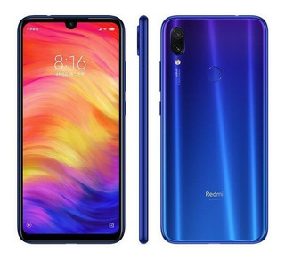 Xiaomi Redmi Note 7 128gb 4gb Ram Global Película + Capinha