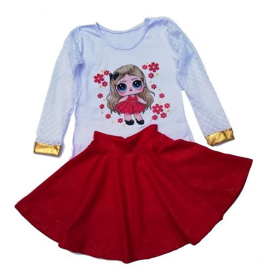 Ropa Para Niñas, Conjuntos Niñas Vestidos