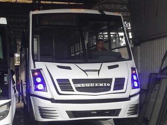 Microbuses, Midibuses, Autobuses Alquemio Plus 2020,2019,etc