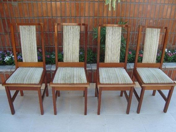 Vendo Jogo De Cadeiras - Semi Novas