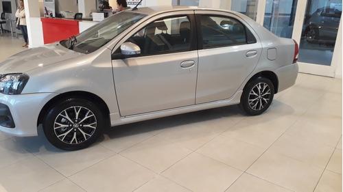 Toyota Etios 1.5 Sedan Xls Mt Entrega Ya Gi