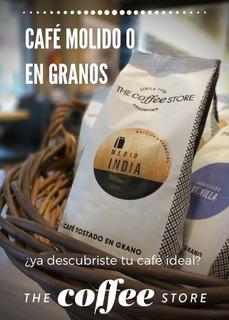 Café En Granos The Coffee Store India 250 G