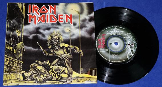 Iron Maiden - Sanctuary - 7 Single - 1980 - Uk