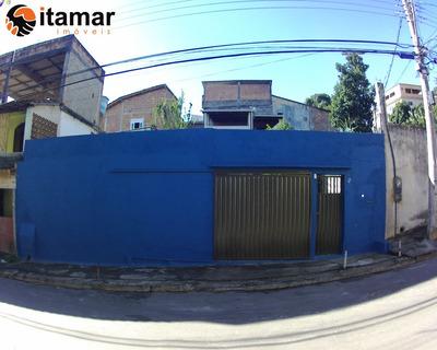 Casa A Venda Em Guarapari É Nas Imobiliárias Itamar Imóveis. - Ca00257 - 34087684
