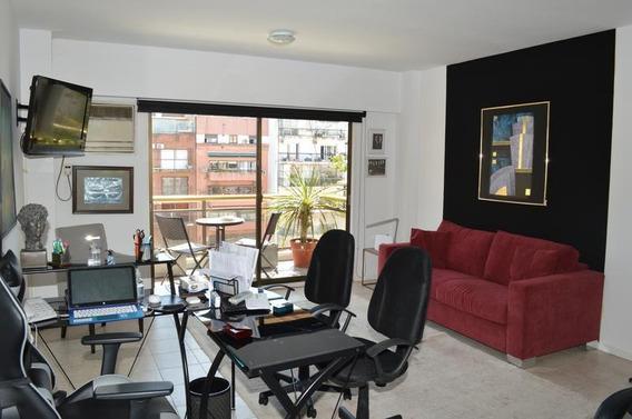 Oficina Con Magnifica Vista En Las Cañitas