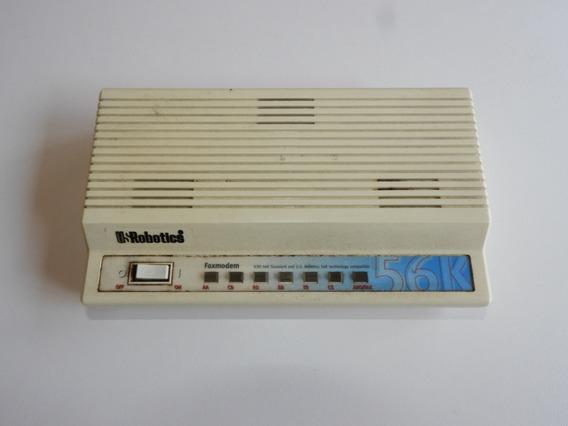 Fax-módem Para Internet Y Telefonía Usrobotics 56k V.90