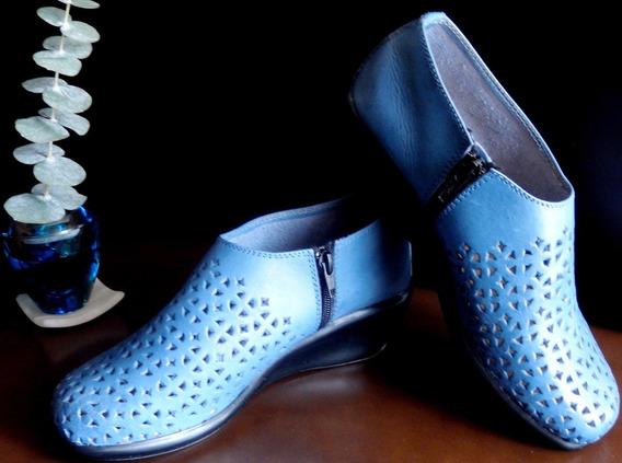 Zapato Piel (varios Colores)