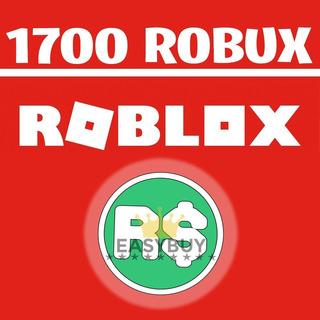 1700 Robux Roblox @ Todas Las Plataformas En Stock