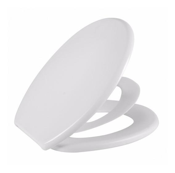 Assento Sanitário Soft Familiar Oval Astra Branco G