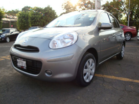 nissan march 2013 especificaciones