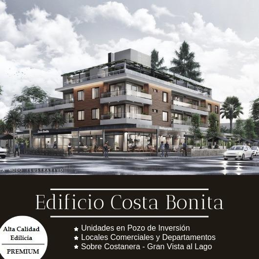 Edificio Costa Bonita - En Plena Costanera De Carlos Paz